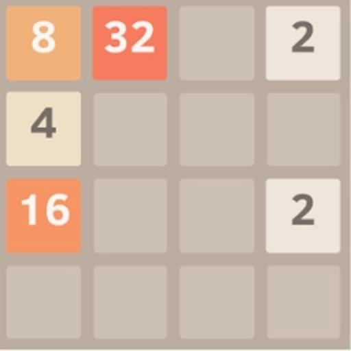 2048 Tetris Game