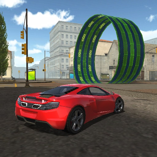 City Stunts Game