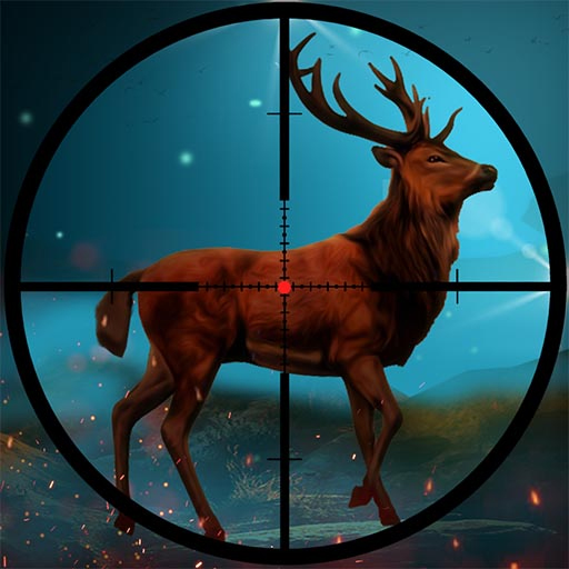 Classical Deer Sniper Hunting