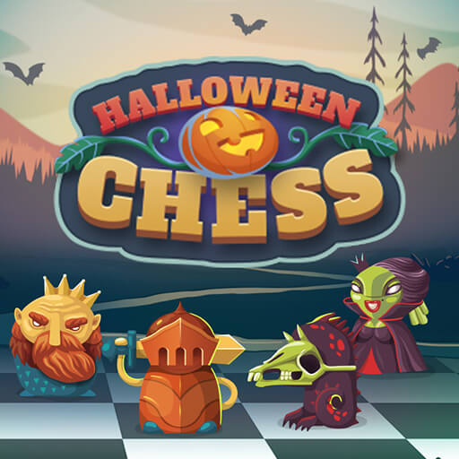 Halloween Chess Game