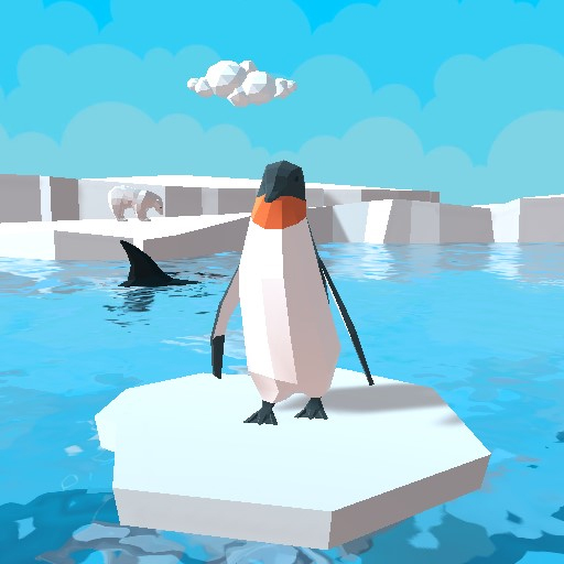 Penguin .io Game