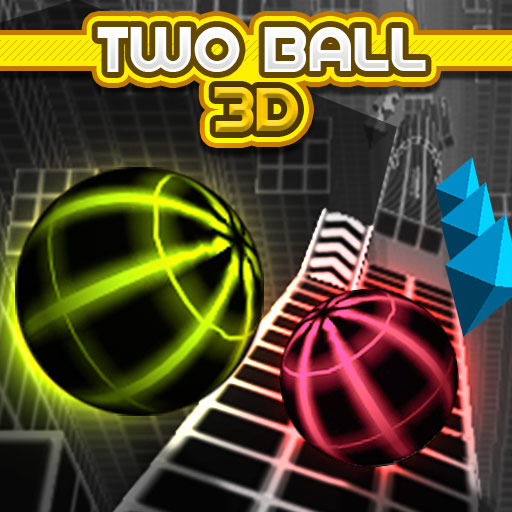 Slope Two Ball 3D